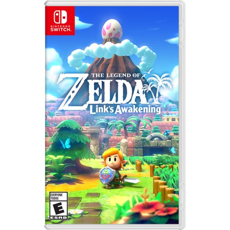 The Legend of Zelda: Link's Awakening, Nintendo, Nintendo Switch, (Legend Of Zelda Ocarina Of Time Owl)