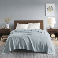 Home Essence Egyptian Cotton Solid Bedding Blanket
