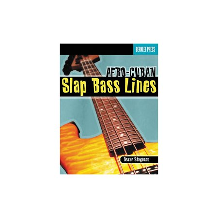 Berklee Press Afro-Cuban Slap Bass Lines