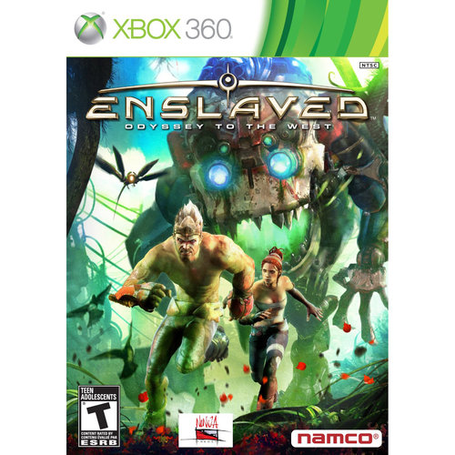 Enslaved: Odyssey To The West (Xbox 360) - Pre-Owned