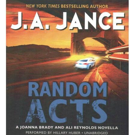 Random Acts : A Joanna Brady and Ali Reynolds