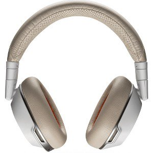 Plantronics Voyager 8200 Uc Stereo Bt Headset W  Active Noise Canceling   White