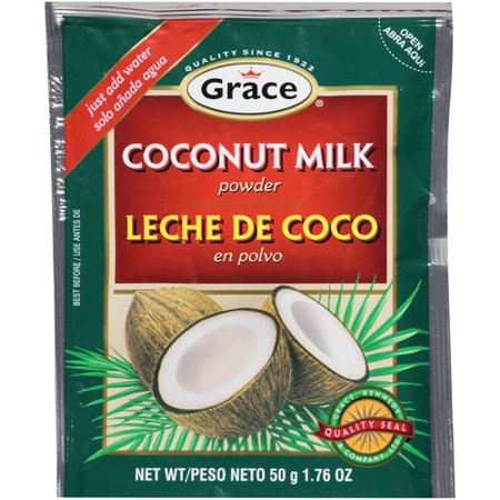 Grace Coconut Milk Powder, 1.76 oz (Maggi Coconut Milk Powder)