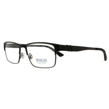 RALPH LAUREN Eyeglasses PH 1147 9038 Matte Black 54MM
