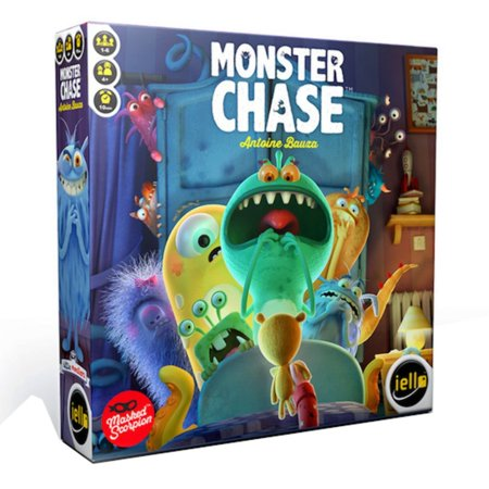 Monster Chase Board Game ()