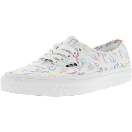 Vans Vans Authentic Neon Lights Tropical True White