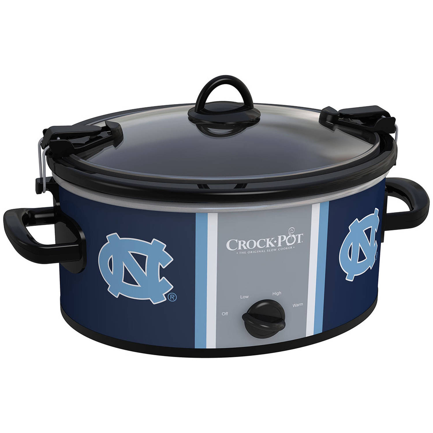 Crock-Pot NCAA 6-Quart Slow Cooker, North Carolina Tarheels