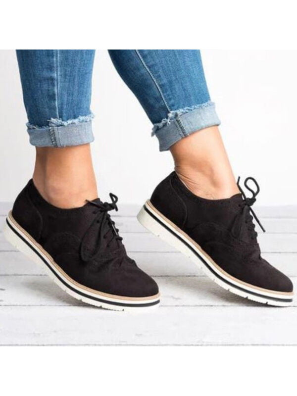 Wodstyle - Womens Sneakers Casual