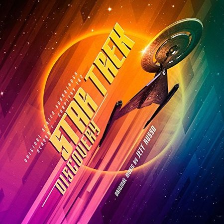 Star Trek: Discovery (Original Series Soundtrack) (Vinyl)