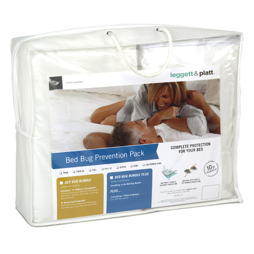 Southern Textiles Bed Bug Prevention Packs Premium Bundle Waterproof Mattress Protector
