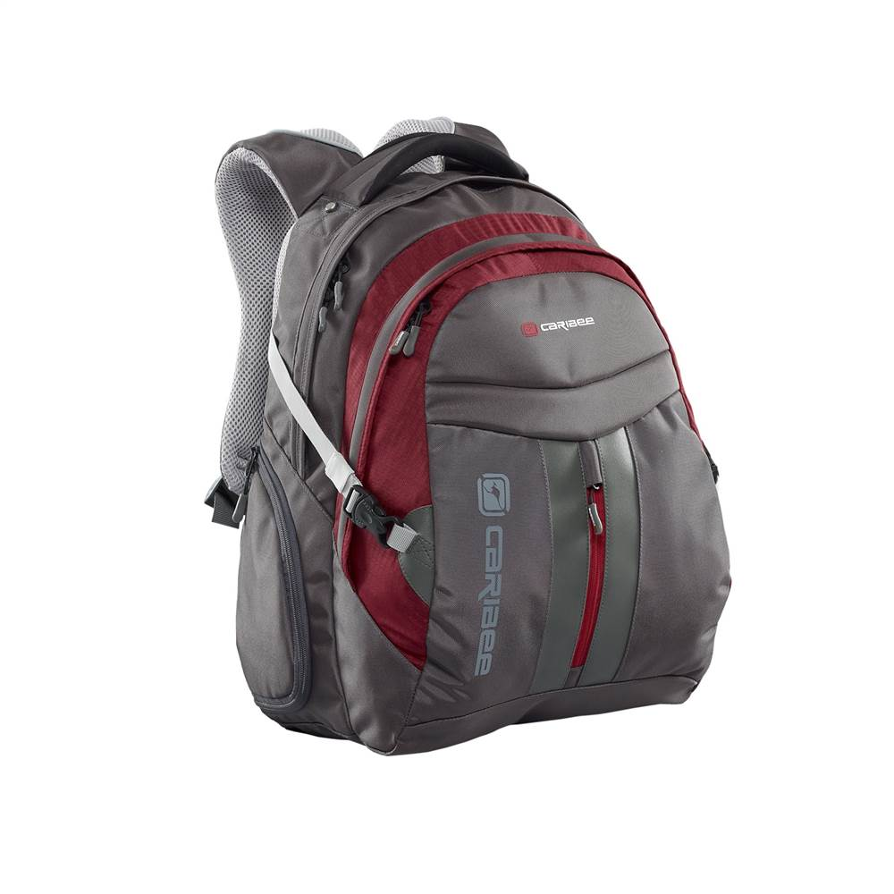 Time Traveler Back Pack - Red