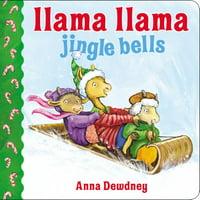 Llama Llama Jingle Bells (Board Book)