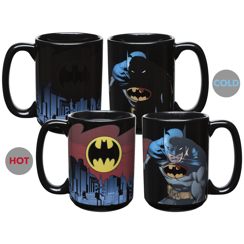 Zak Designs Batman Flatware Set
