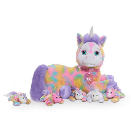Unicorn Surprise Plush - Skyla (Stuffed Unicorns)