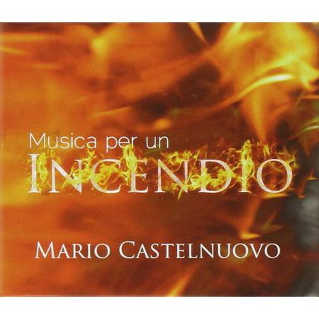 Musica Per Un Incendio - Musica Paurosa Per Halloween