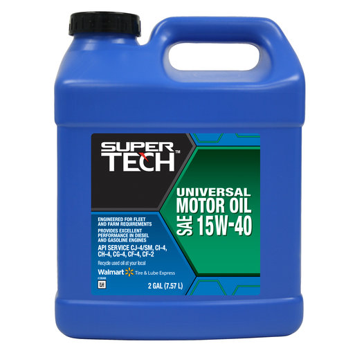 Super Tech 15W40 Universal Motor Oil