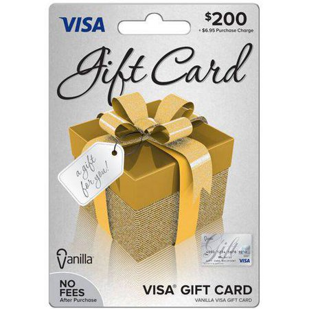 visa 200 gift card - Prepaid Cards Near Me