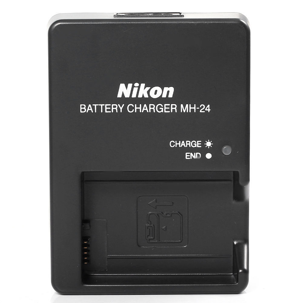Nikon Mh 24 Quick Battery Charger For Nikon Enel 14 Battery For Nikon D5600 D5500 D5300 D5200