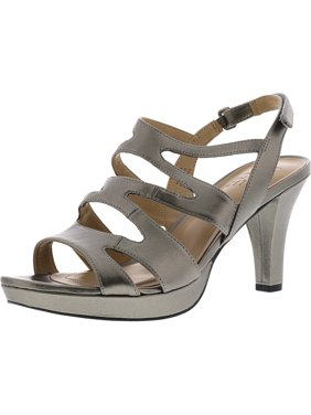 98315de78e6 Product Image Naturalizer Women s Pressley Pewter Pearl Sandal ...