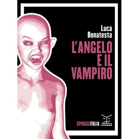 L'angelo e il vampiro - eBook - Vampiro Dibujo Halloween