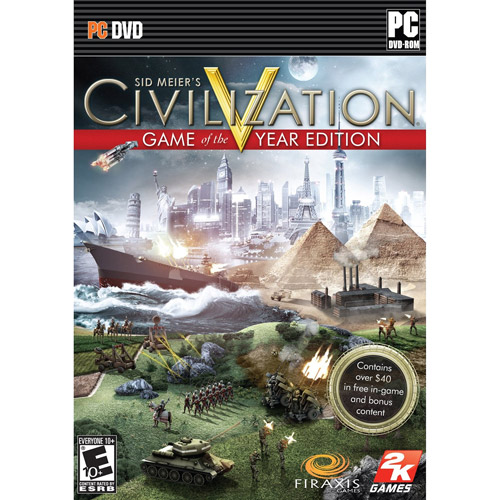 PC - Sid Meier's Civilization V Game of the Year
