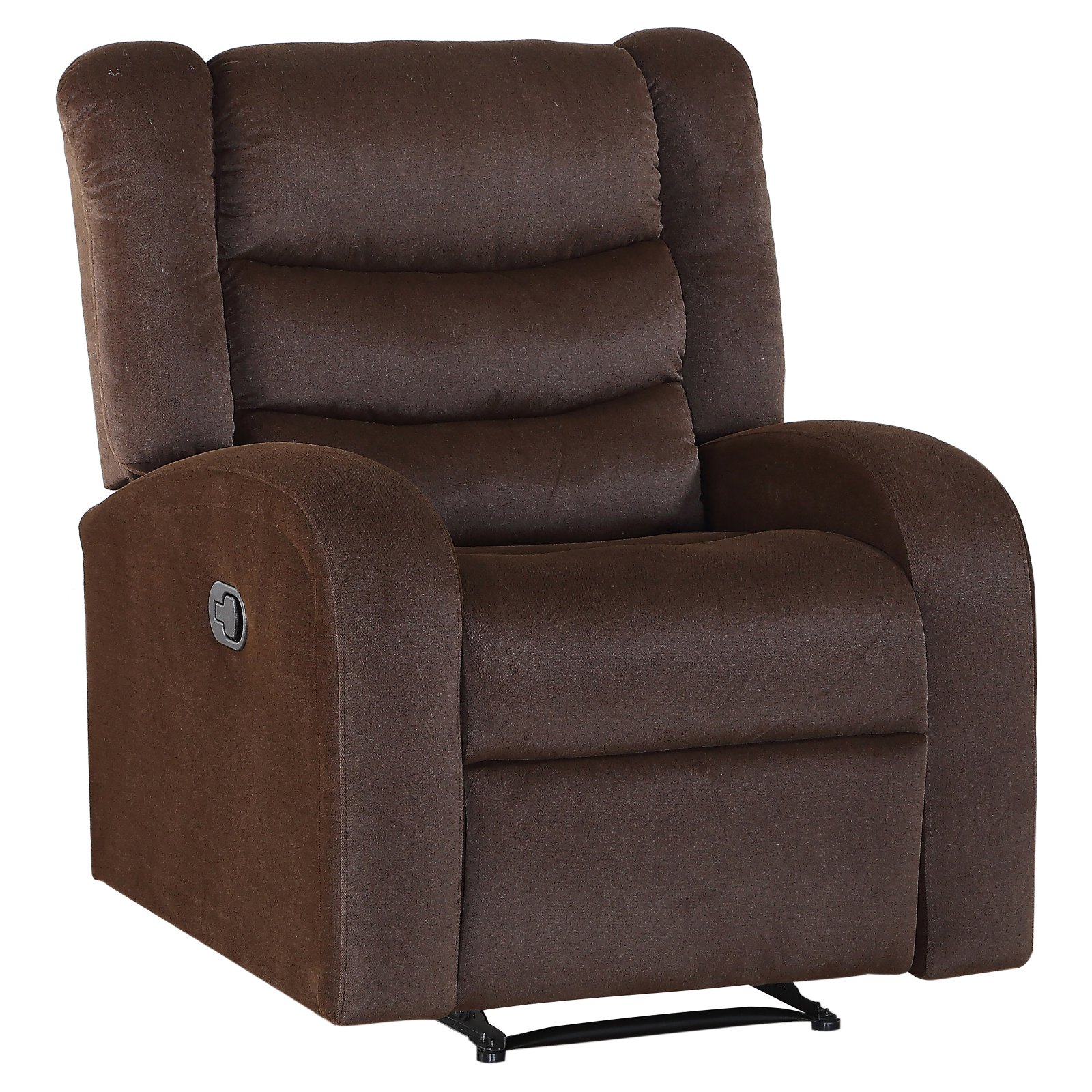 Steve Silver Co. Madeline Manual Fabric Recliner