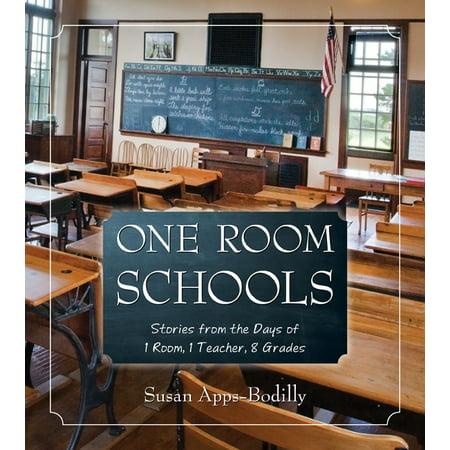One Room Schools : Stories from the Days of 1 Room, 1 Teacher, 8 - Grade 8 Halloween Stories