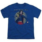 Supergirl Classic Hero Big Boys Shirt