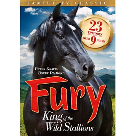 Fury: King of the Wild Stallions (DVD) (Adam Ant Kings Of The Wild Frontier)