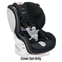 Britax Advocate Click Tight Convertible Cover Set for Car Seats, Circa