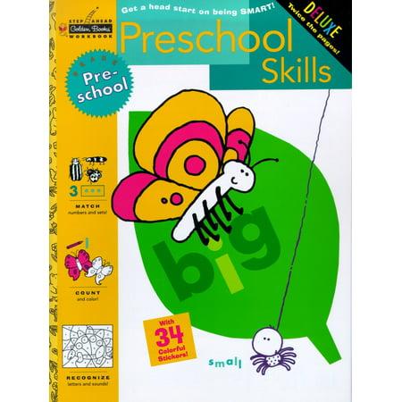 Preschool Skills (Preschool) (Letter H Halloween Preschool)