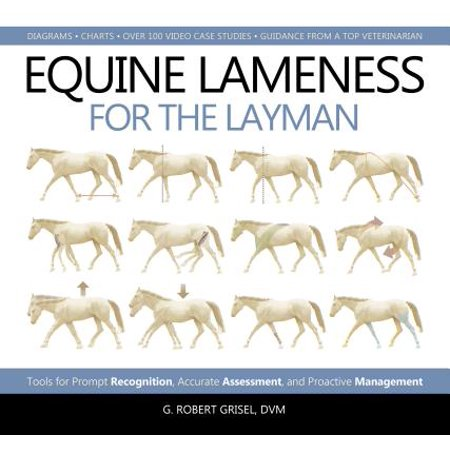 Equine Lameness for the Layman : Tools for Prompt Recognition, Accurate Assessment, and Proactive Management