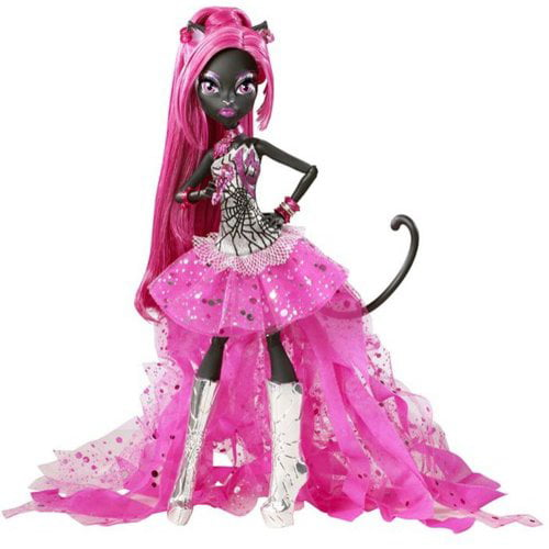 Monster High Catty Noir Doll by Mattel