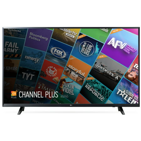 "LG 65"" Class 4K (2160P) Smart LED TV (65UJ6200)"
