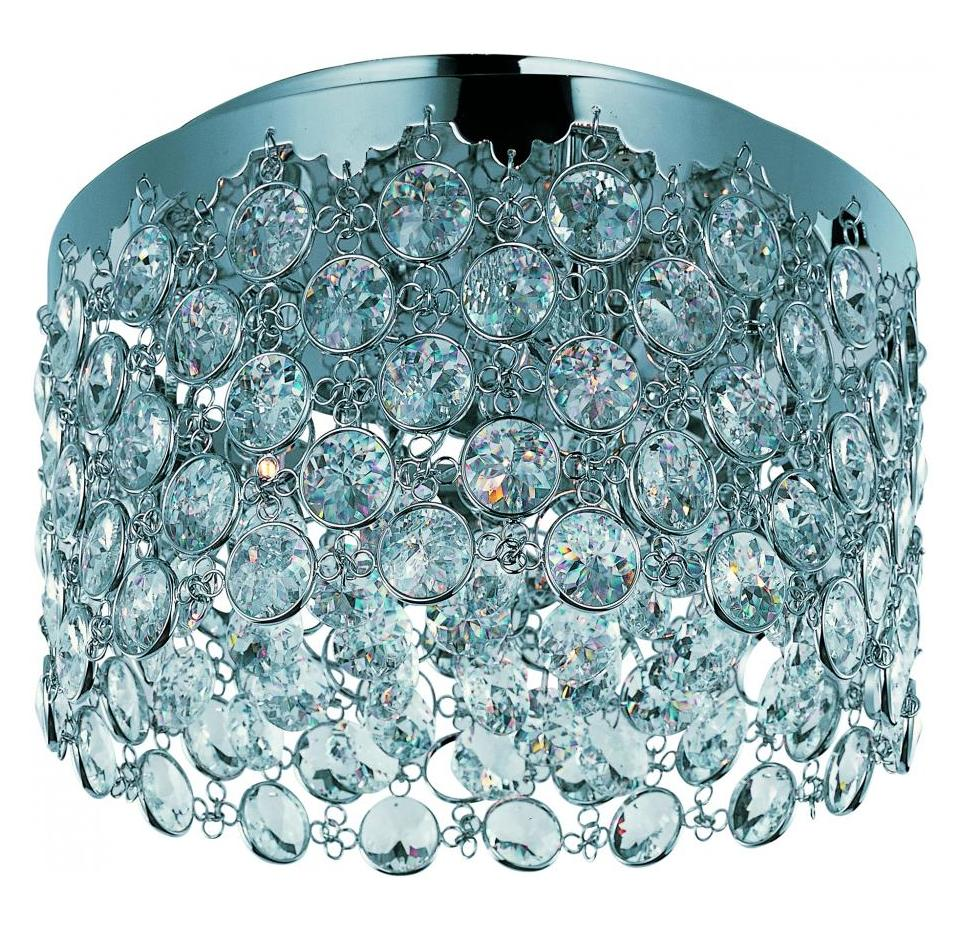 ET2 Jacqueline 4 - Light Flush Mount