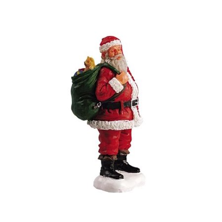 Lemax Village Collection Santa Claus #52111 (Terrys Village Santa)