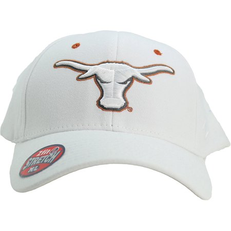 Zephyr University of Texas Longhorns M/L Fitted Hat Cap, Officially  Licensed Texas Longhorns Hat By Zfit