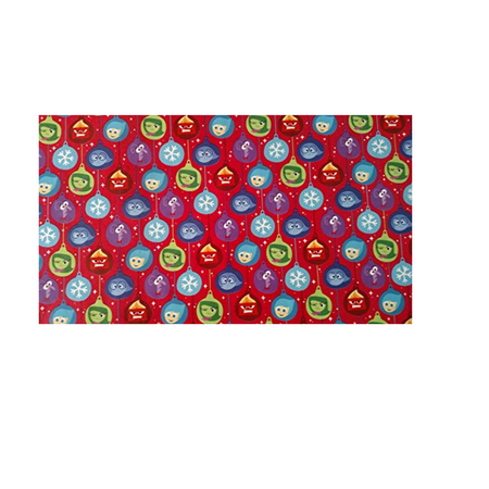 Disney Pixar Inside Out Wrapping Paper Christmas Gift Wrap (1 Roll, 70 Sq. Ft.) - Disney Wrapping Paper