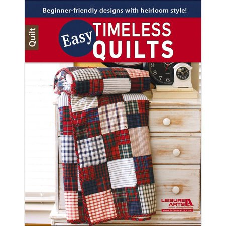 Leisure Arts Easy Timeless Quilts](Halloween Arts And Crafts Easy)