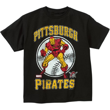 Pittsburgh Pirates Watch (MLB Pittsburgh Pirates Boys' Iron Man Tee )