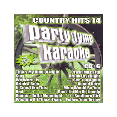 1 Country Hits Import - Party Tyme Karaoke: Country Hits 14 / Various