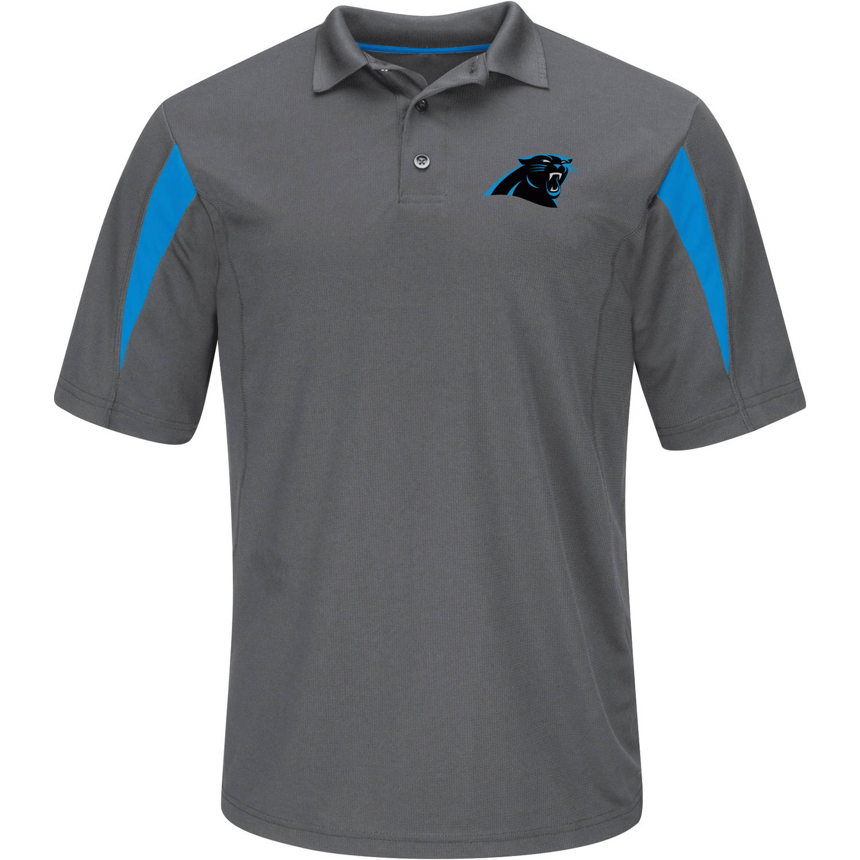 NFL Carolina Panthers Big Men's Basic Polo