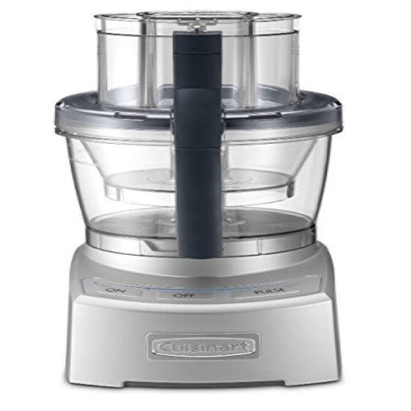 Cuisinart Elite FP-12DCN Collection 2.0 12-Cup Food Proce...