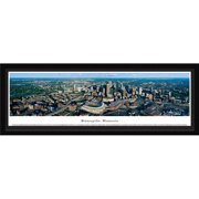 Blakeway Worldwide Panoramas, Inc Minneapolis, Minnesota by Christopher Gjevre Framed Photographic Print