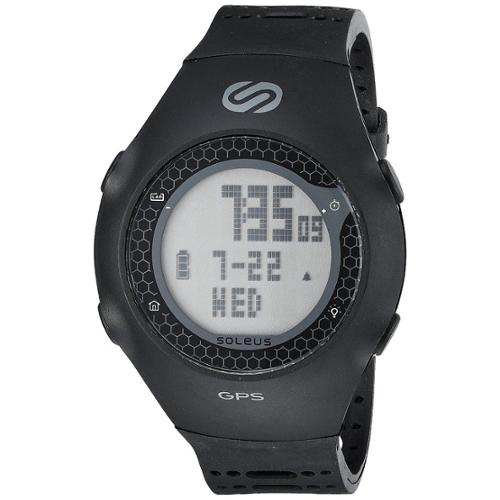 Image of Soleus Gps Turbo Black/grey Watch