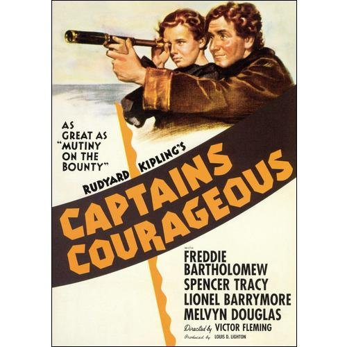Captains Courageous (1937) (Full Frame)