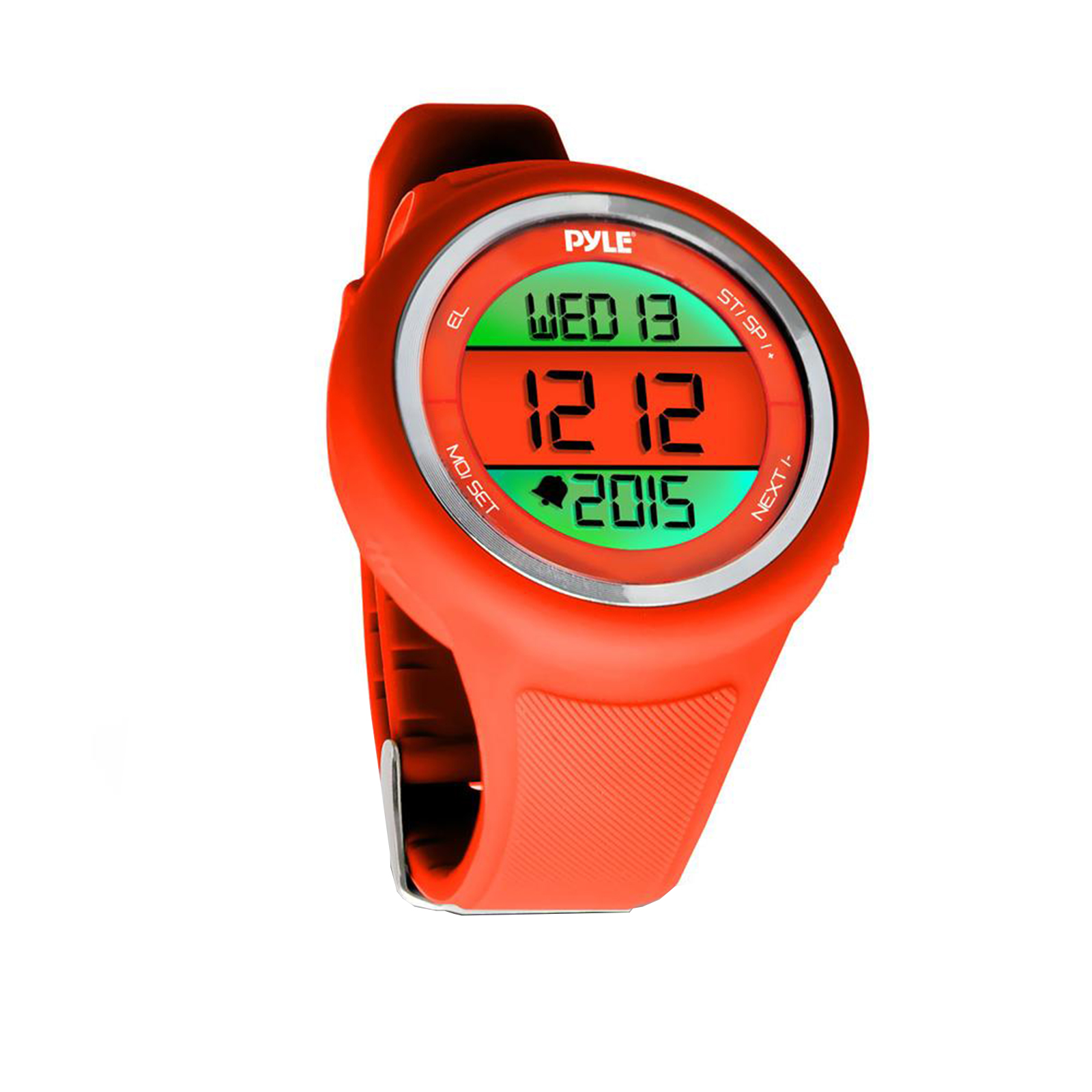 Go Sport Multi-Function Sports Training Watch (Stopwatch, Pedometer, Countdown Timer, Multi-Alarm, Daily... by Pyle Sport