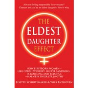 The Eldest Daughter Effect - Audiobook