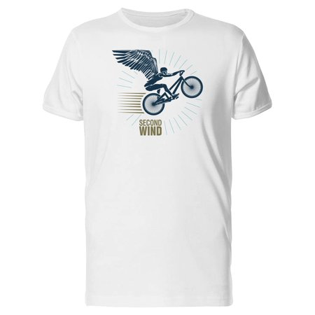 Mountain Bike Second Wind Tee Men's -Image by Shutterstock Mountain Hardwear Mens Tank Top