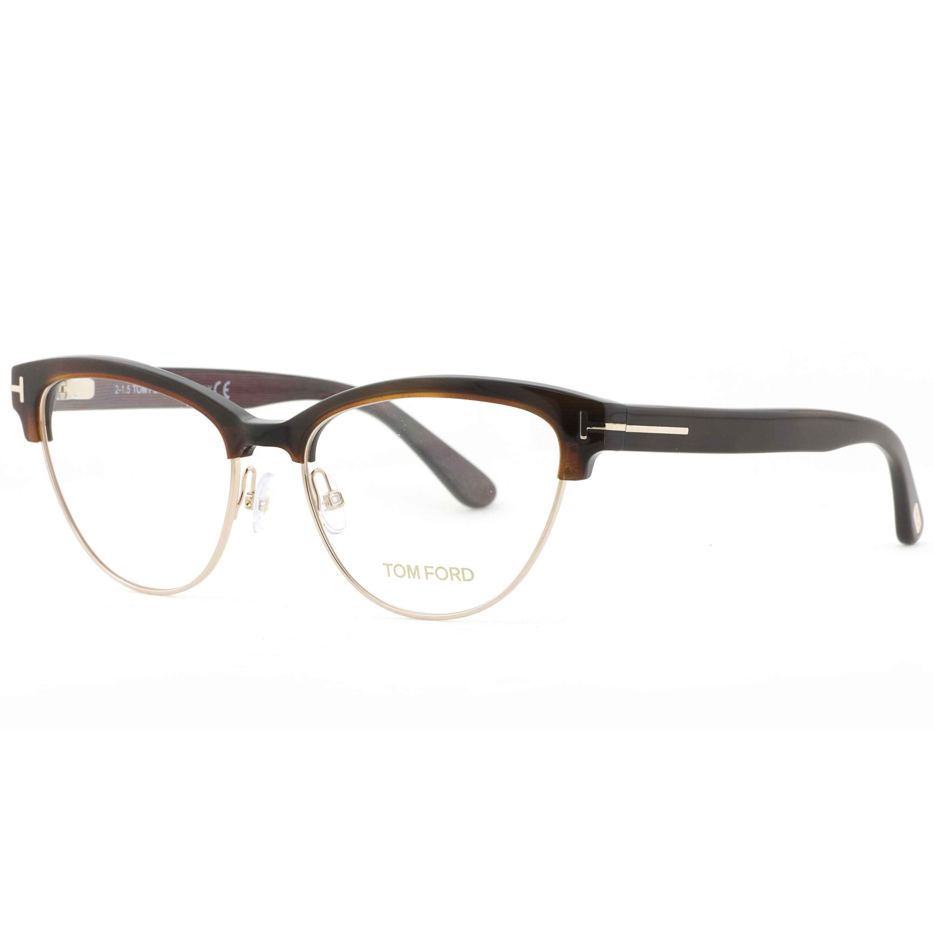 eyeglasses frames tom for brown optical lyst in normal ford men accessories plastic square eyewear havana gallery product